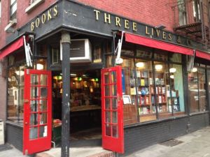 Three Lives and Company Book Store