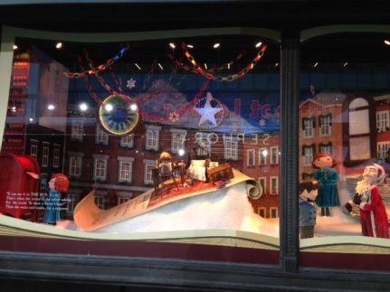 Macy Christmas Window