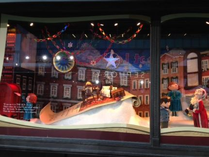 Macy Christmas Window