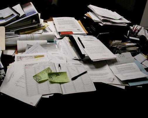 bigstock-Messy-Desk-30391
