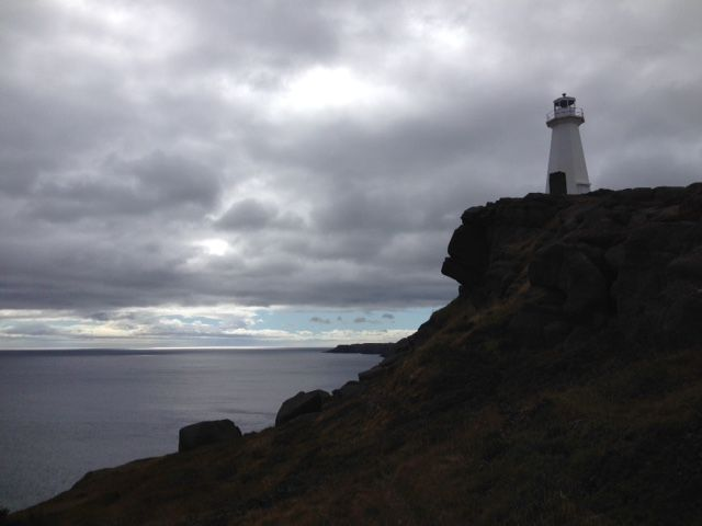 EC Trail Cape Spear